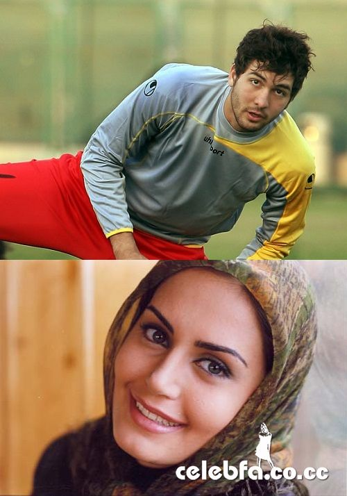 الناز شاکردوست لخت http://celebfa2.wordpress.com/2010/03/06/elnaz-shakerdoost-and-alireza-haghighi-marry/