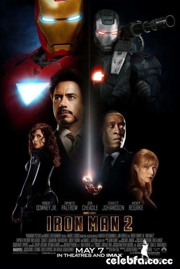 پوستر فیلم مرد آهنی 2